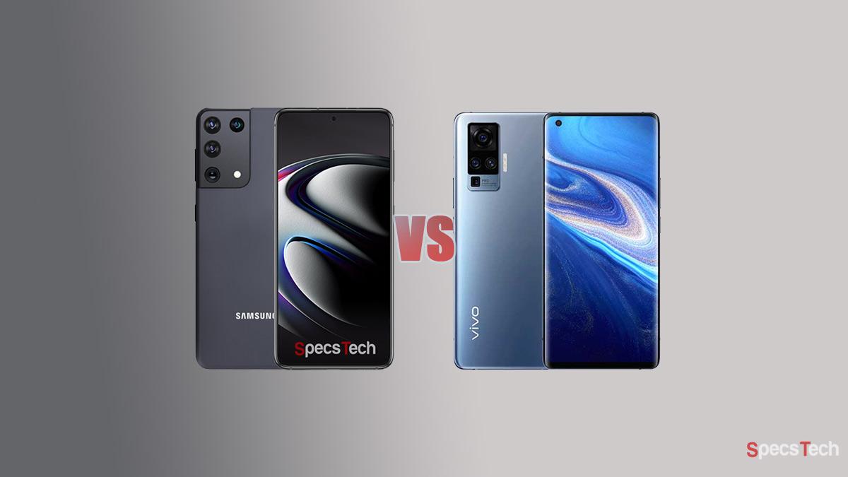 Samsung Galaxy S21 Ultra VS vivo X51 5G Comparison - Specs ...