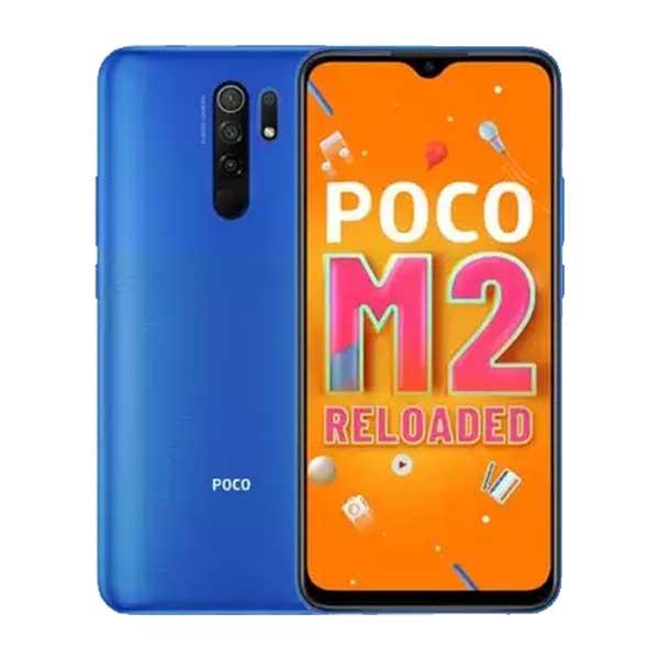 Xiaomi Poco M2 recargado