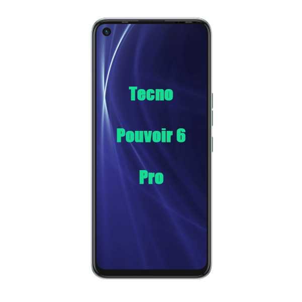 Tecno Pouvoir 6 Pro