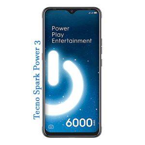 Tecno Spark Power 3